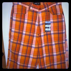 Pelle Pelle cotton shorts